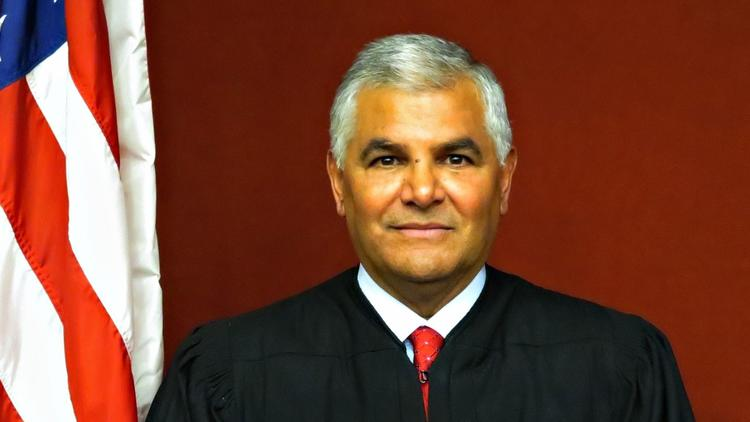 U.S. District Judge Juan R. Sanchez