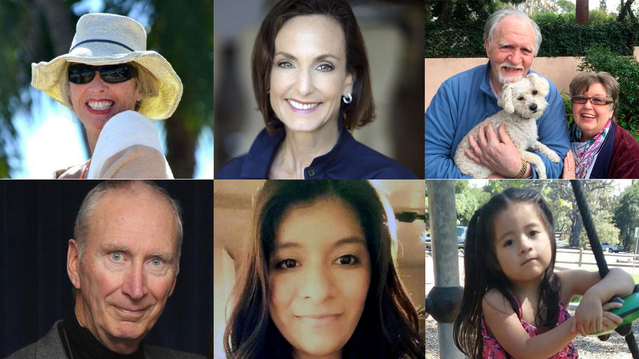 Who they were: The victims of the Montecito mudslides