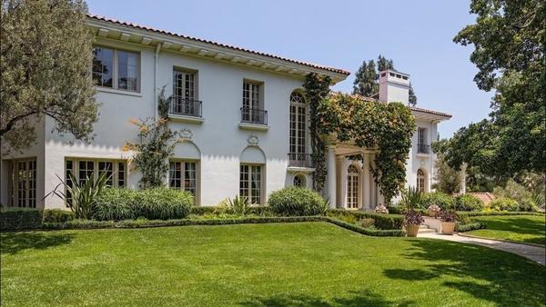 At $24.5 million, Angelina Jolie's big splash was Los Feliz's top home sale last year