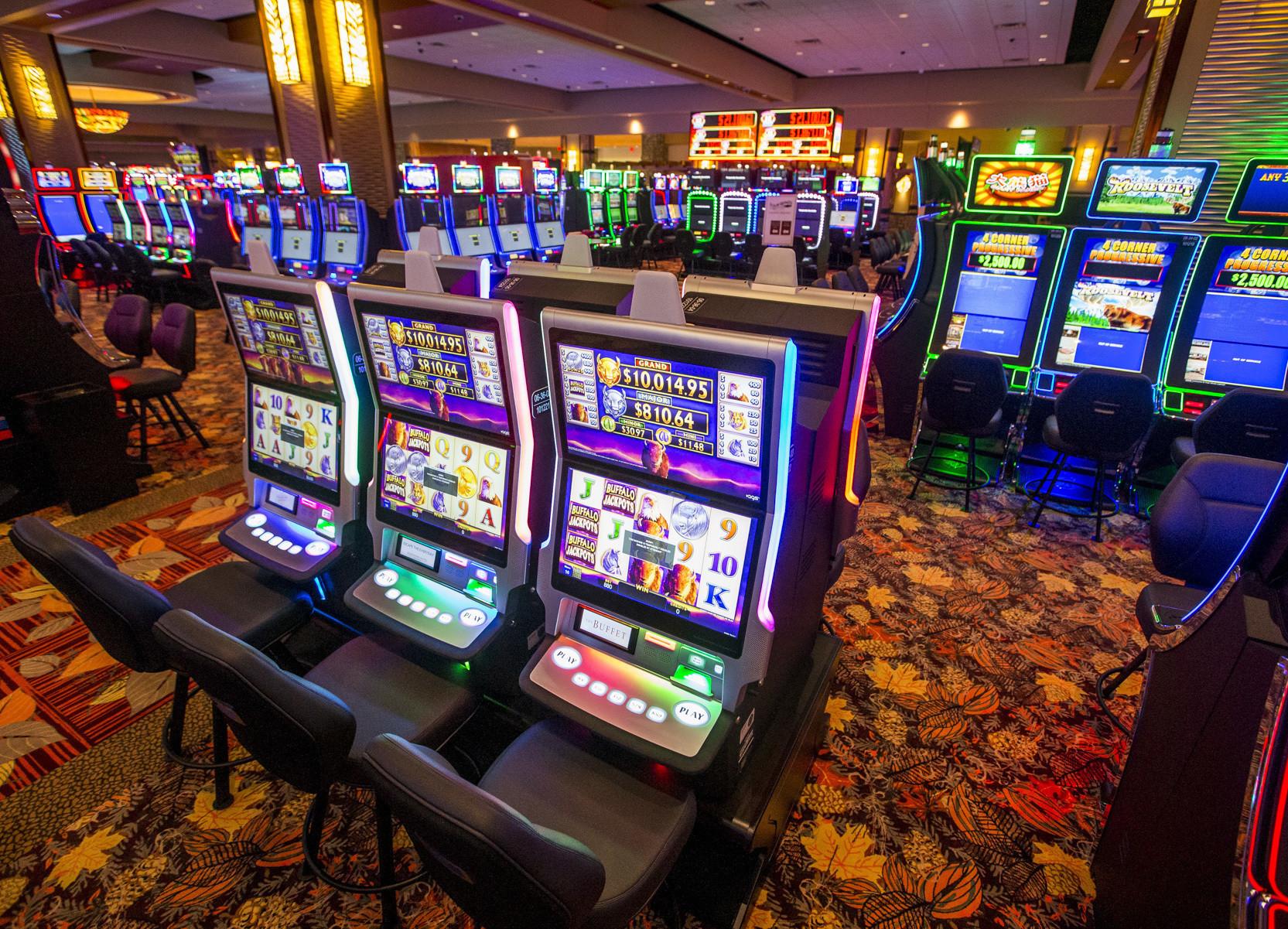 New keine einzahlung kasinos us spieler