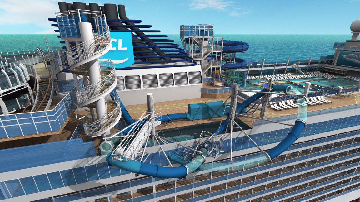 Five New Cruise Ships Slated For Florida Debuts In Orlando - Cruise lines from florida