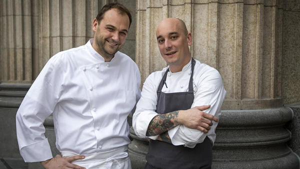 Chef Daniel Humm gives an exclusive first look at NoMad in downtown L.A., open Sunday