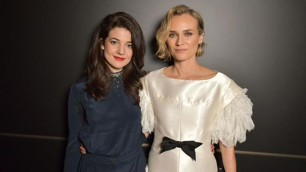 Diane Kruger talks Oscar prospects at Chanel's French film party