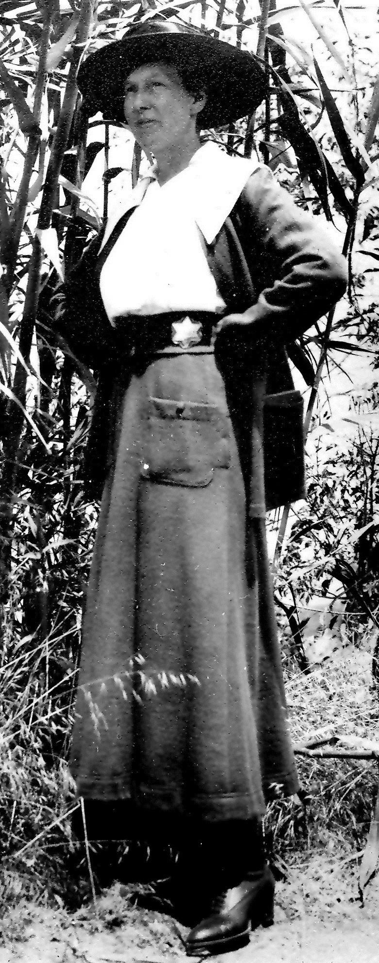 Lucy Jeardeau