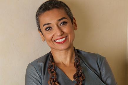 "Zainab Salbi will host ""#MeToo, Now What?,"" a PBS series investigating sexual harassment. (Vikram Kacher)"