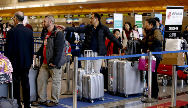 Coalition formed to reverse the drop in international visitors to the U.S.
