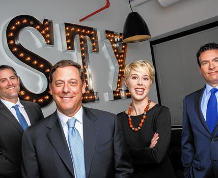 Sophie Watts, president of STX Entertainment, steps down