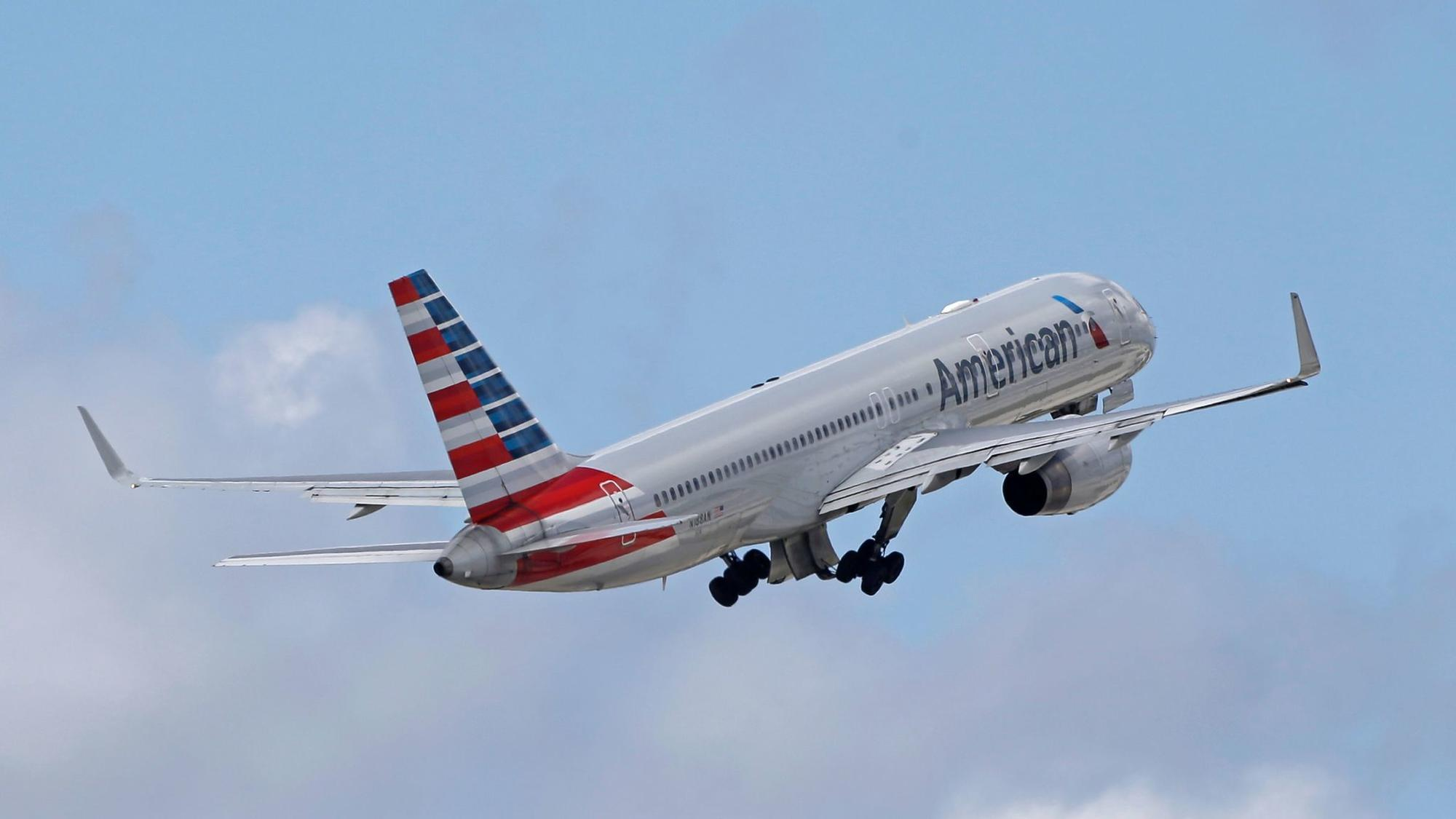 American Airlines teams up with the travel platform for Chinese online giant Alibaba