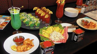 Phillips: Classic Seafood At Bradley Airport