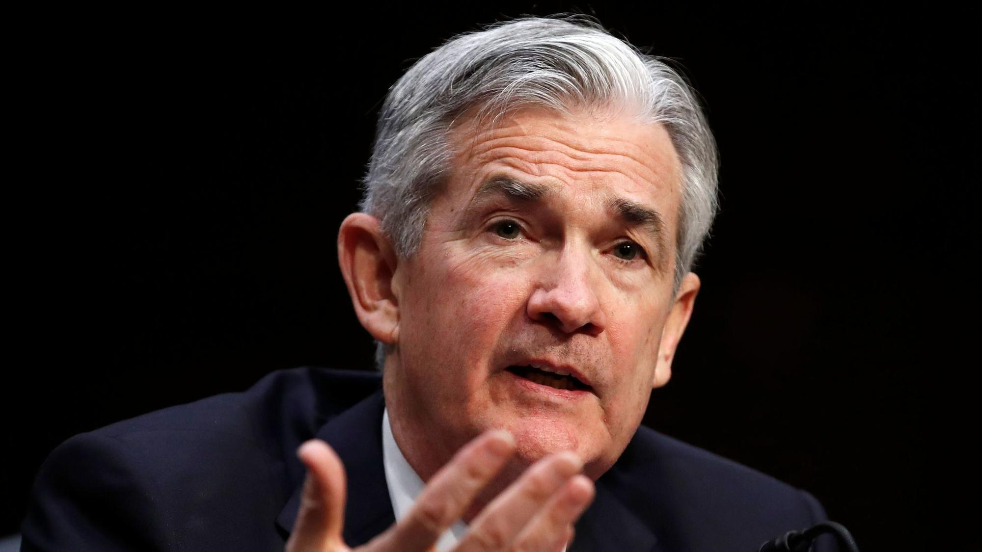 Senate panel approves Powell as Fed chair for second time
