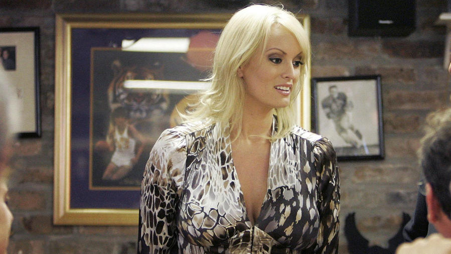Stephanie Clifford, aka Stormy Daniels, said Donald Trump told her in 2011 she reminded him of his daughter Ivanka. (Bill Haber / AP)