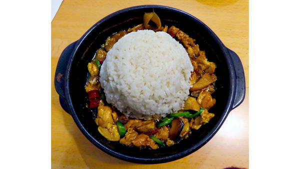 Yang's Braised Chicken Rice is hearty winter comfort food | The Los Angeles Times