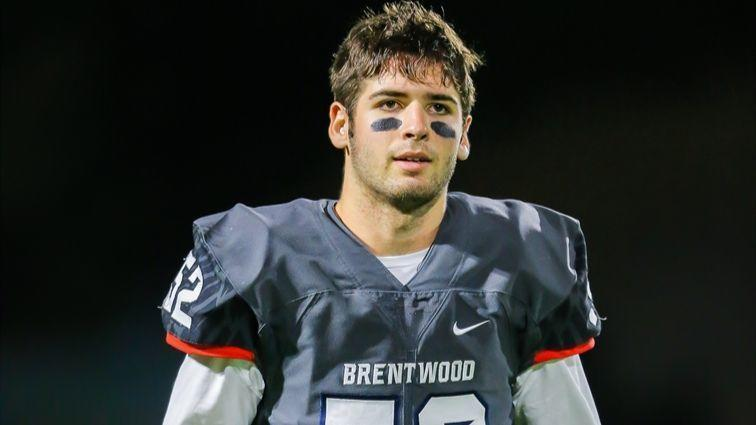 Brentwood's Eli Brooks tackling biochemistry and college football at MIT