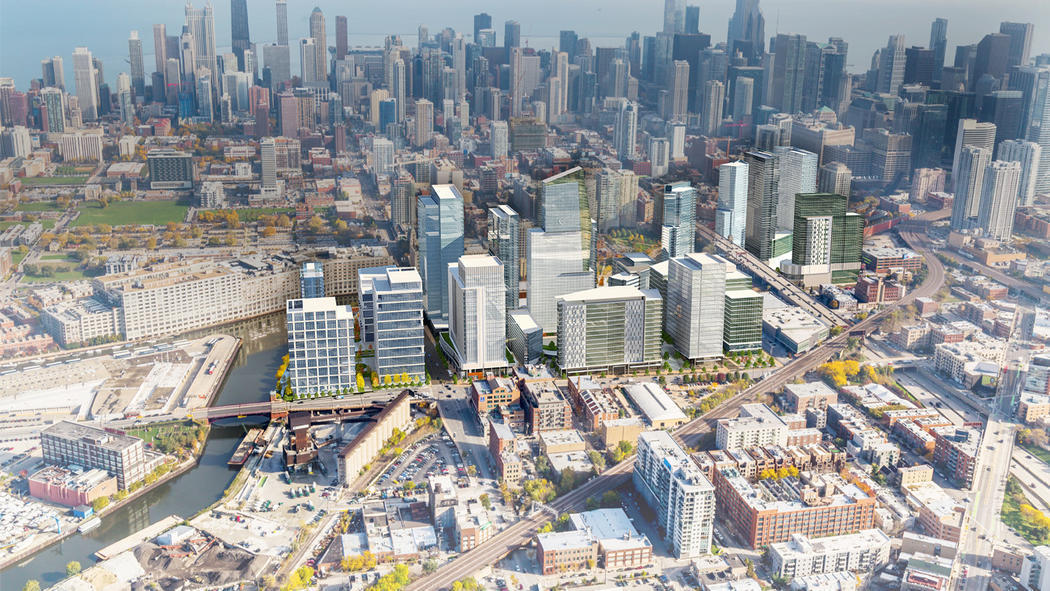 Chicago a finalist for Amazon's HQ2