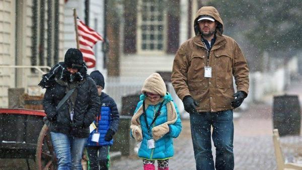 NWS: slick roads a concern Thursday morning