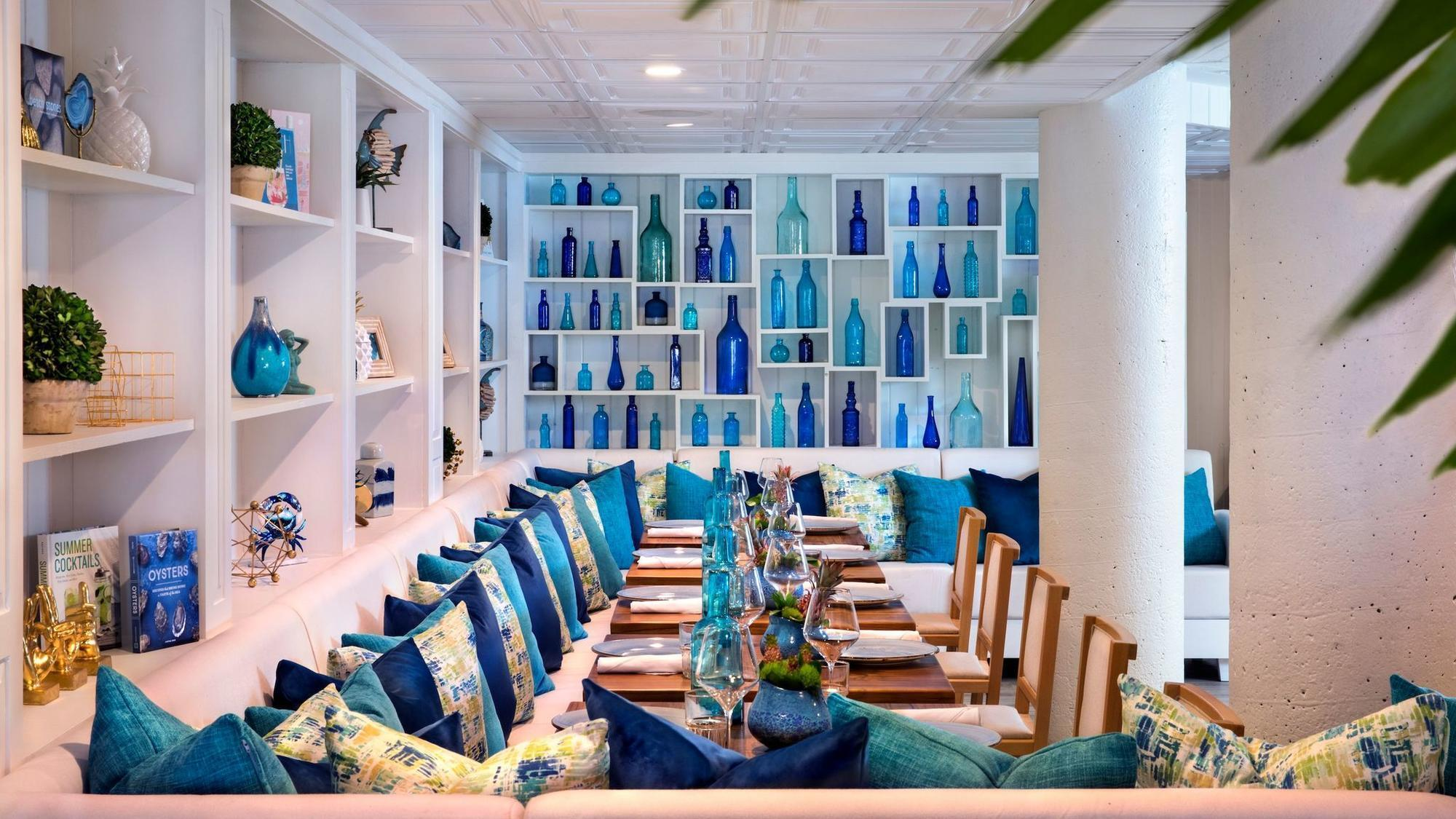 memories of key west inform new nikki beach eatery southfloridacom - Key West Interior Design