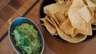 Torre's 'game day to-go menu' includes guac, salsa, wings and beer