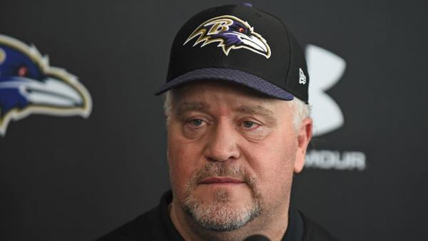 Ravens' Don 'Wink' Martindale humbled to get second chance to lead NFL defense