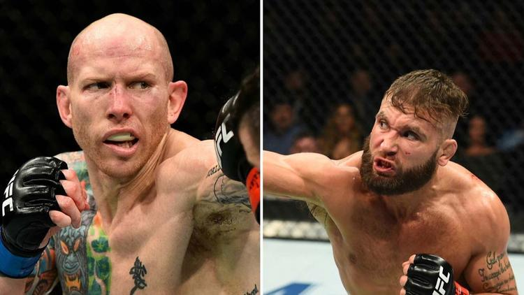 Jeremy Stephens Set to Face Josh Emmett at UFC on FOX 28