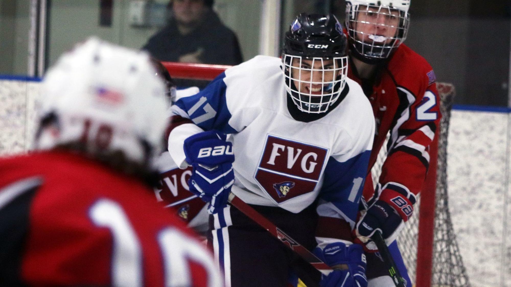 Boys Hockey: Defense Helps Farmington Valley Overcome Slow Start