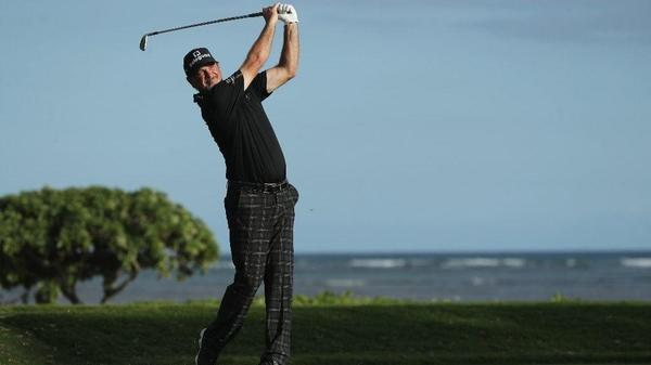 Golf: Jerry Kelly shares lead at Champions opener