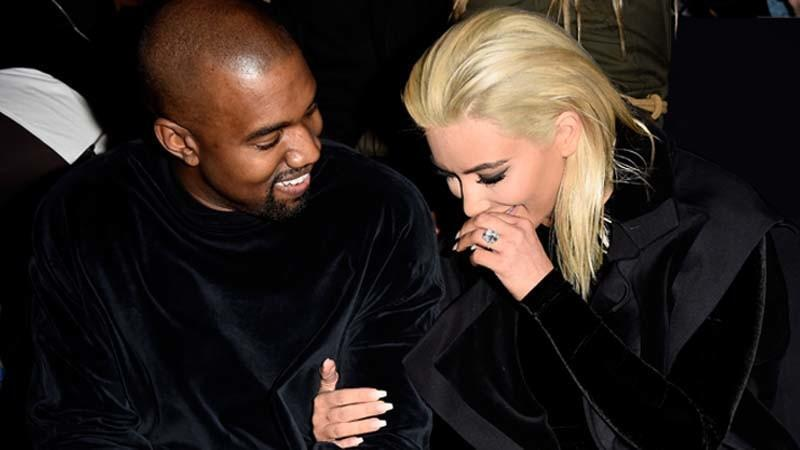 Kim Kardashian and Kanye West ended up in Chicago for new baby's name