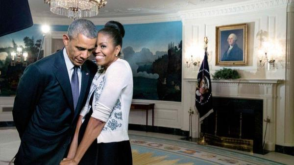 A White House photographer showcases her photographs of Michelle Obama in new book