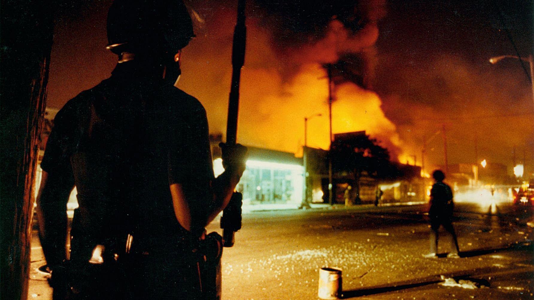 The 1992 riots