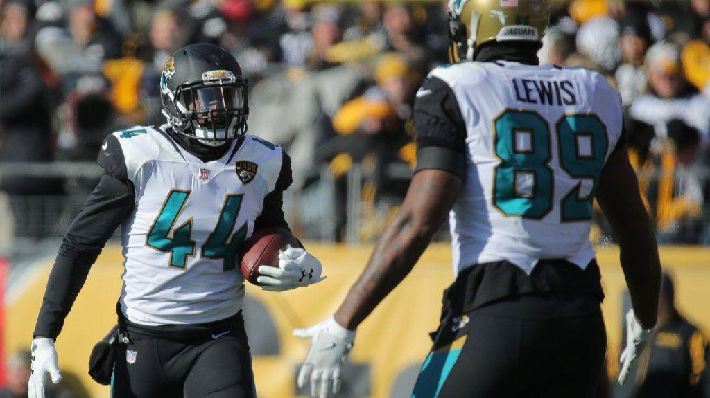 USC, UCLA players contribute to Jaguars' run to AFC championship game against Patriots