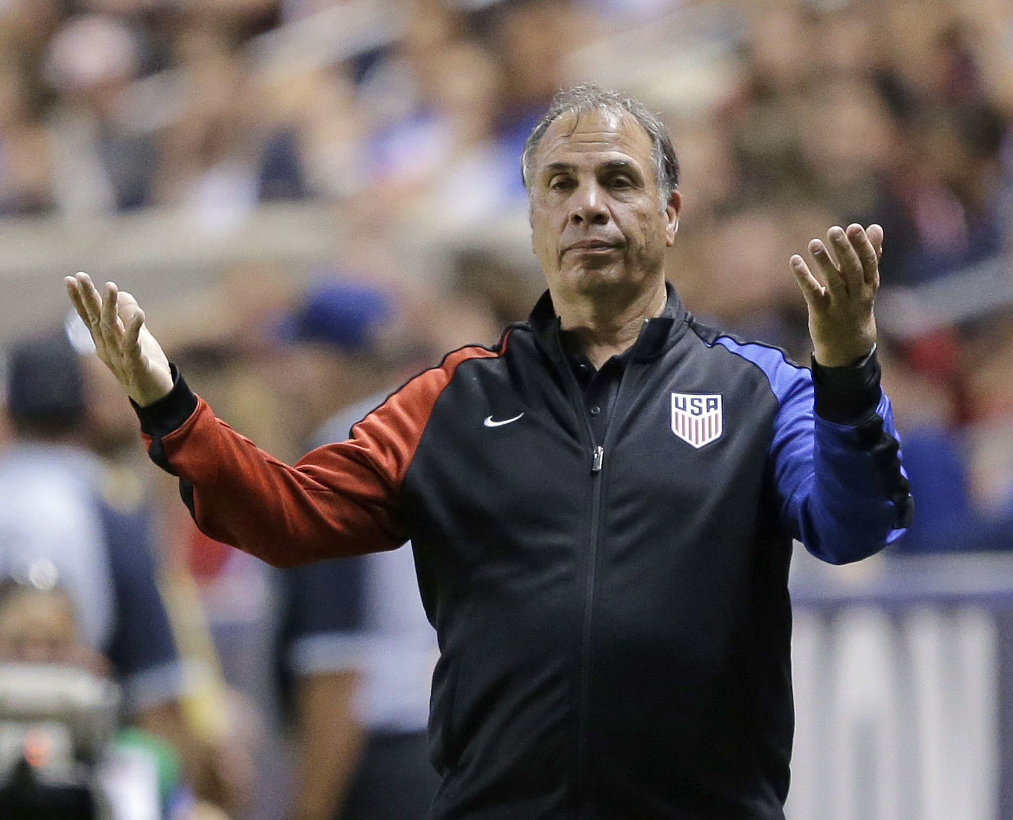 Bruce Arena: US 'laid an egg' in World Cup qualifier and had a 'few bad eggs'
