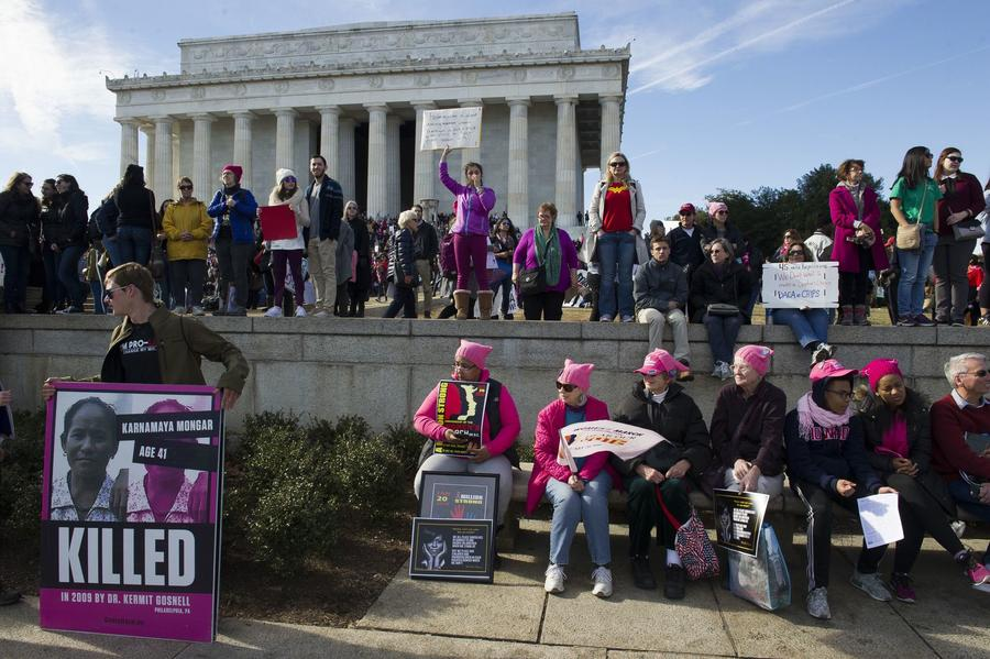 Women's March 2019: When Is the Next Women's March Event?
