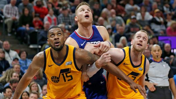 Clippers fail to comeback from early deficit in loss to Jazz