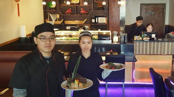Palmer's Easton Asian Bistro serves Far East flavors