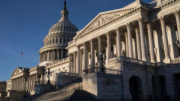 Shutdown's first day is long on blame, short on solutions to reopen government