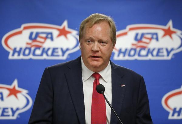 Jim Johannson, GM of U.S. men's Olympic hockey team, dies at 53