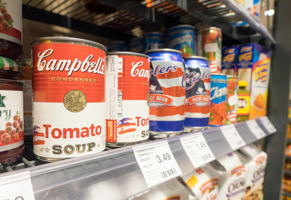 Retired couple accidentally donates soup can full of cash to food bank