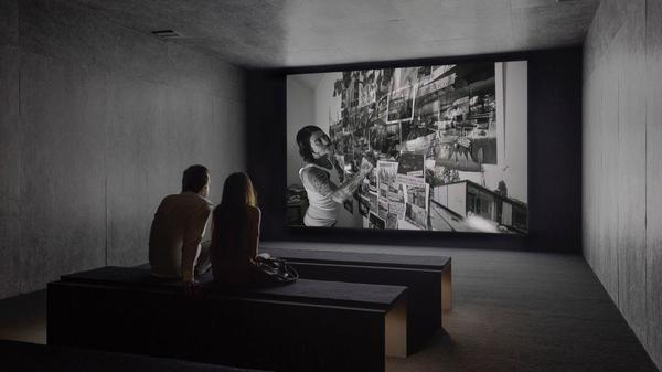 Lautner fans, be warned: Catherine Opie's 'The Modernist' will play like a horror movie