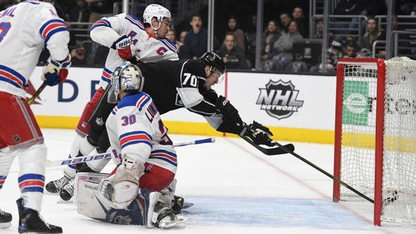 Kings Convert On Three Power Plays To Get Past Rangers In 4-2 Win