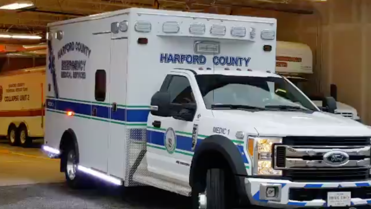 Harford County Medic 1