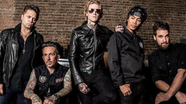 Buckcherry, hit rock band from the 2000s, returning to Stroudsburg's Sherman Theater