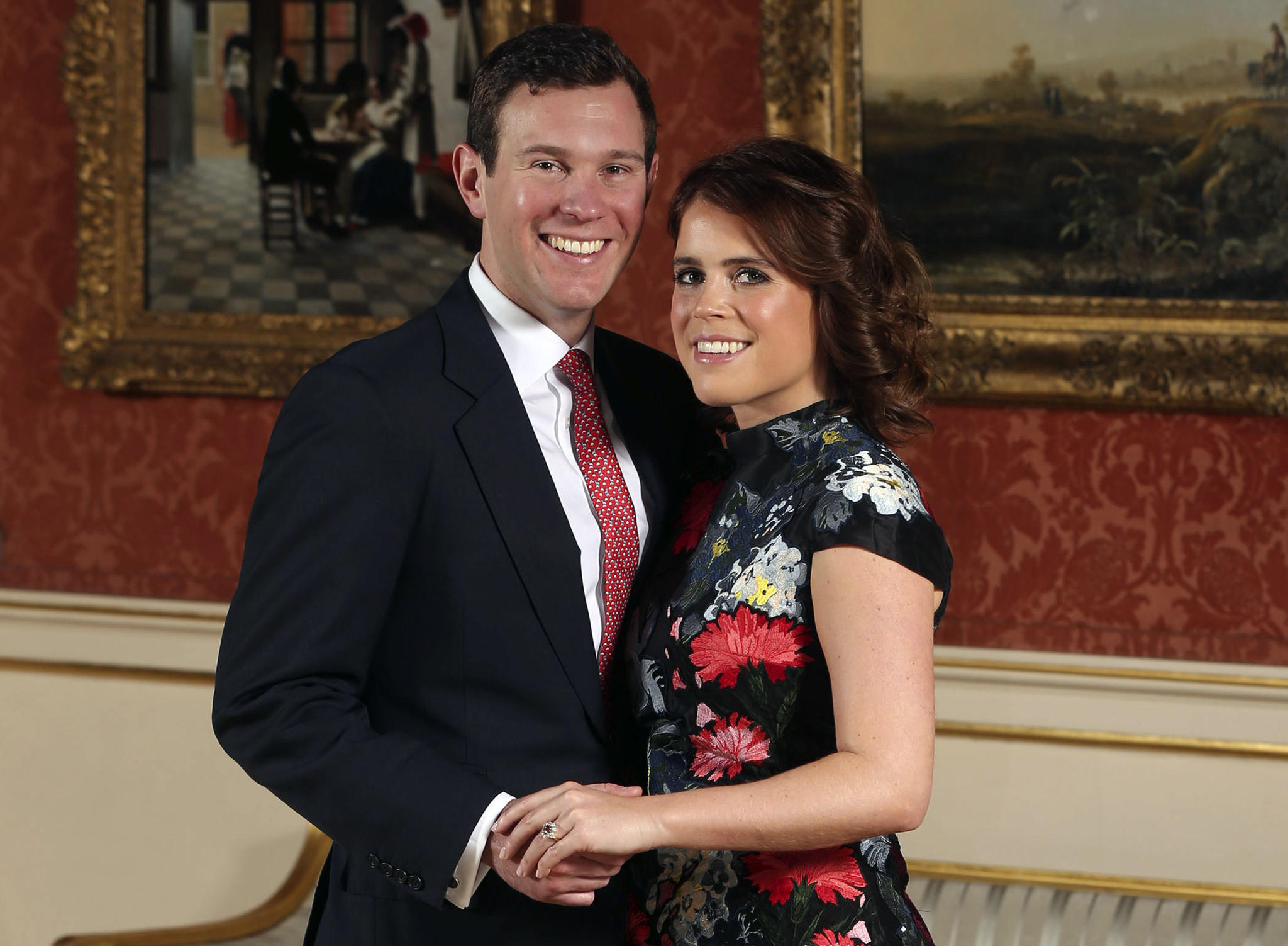 Princess Eugenie is engaged and tying the knot in the same venue as her cousin Prince Harry