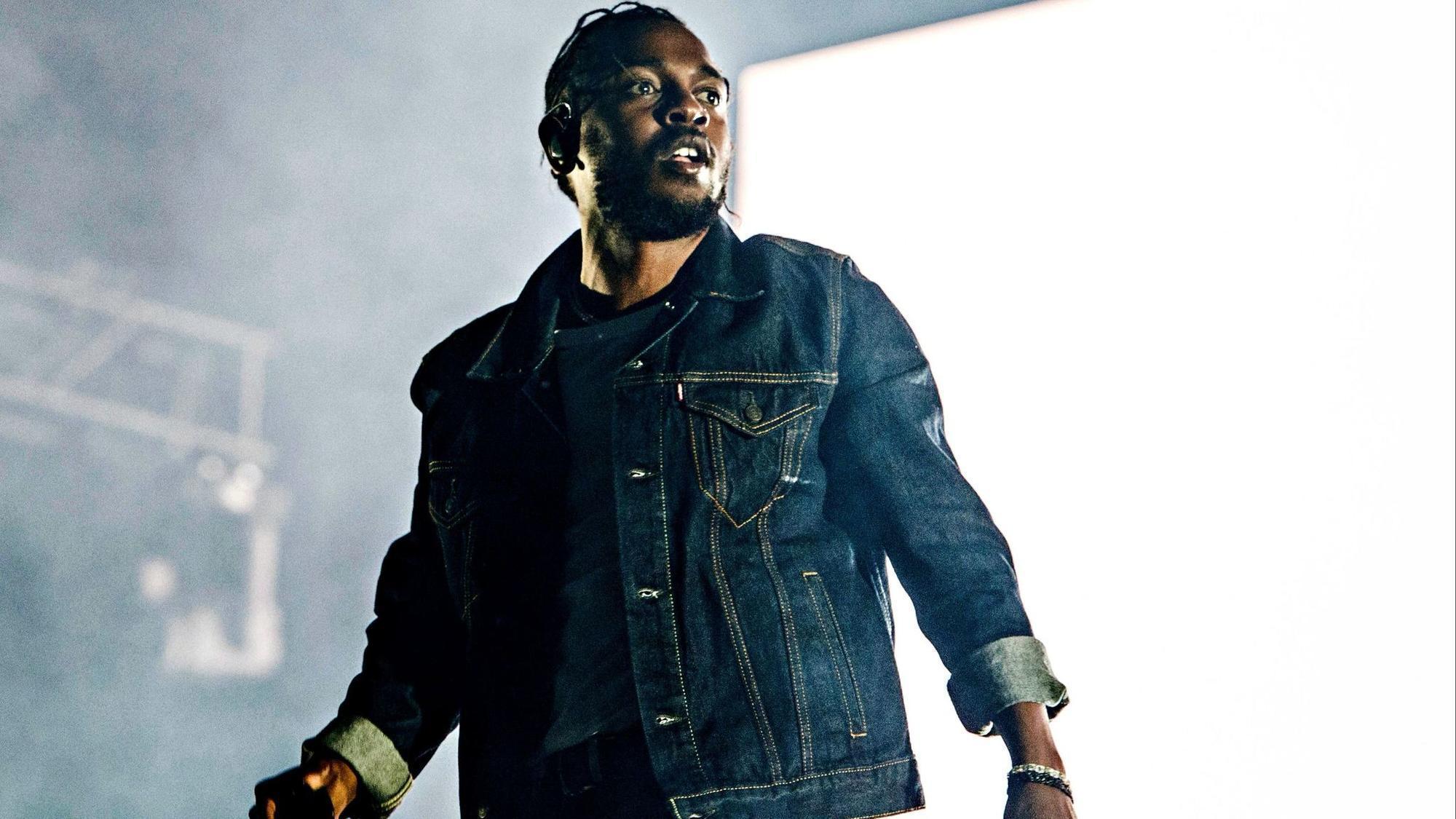 Kendrick Lamar Tour Sf