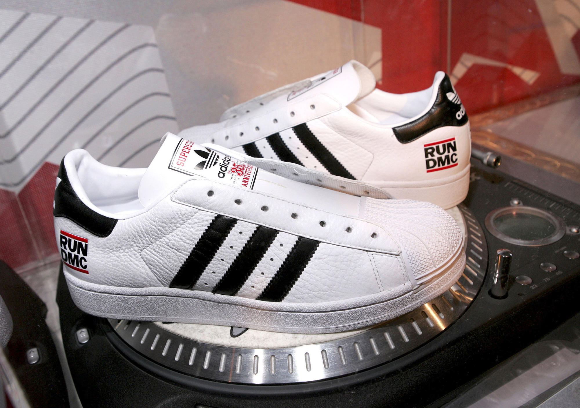 35th Anniversary Run-DMC Adidas Superstar