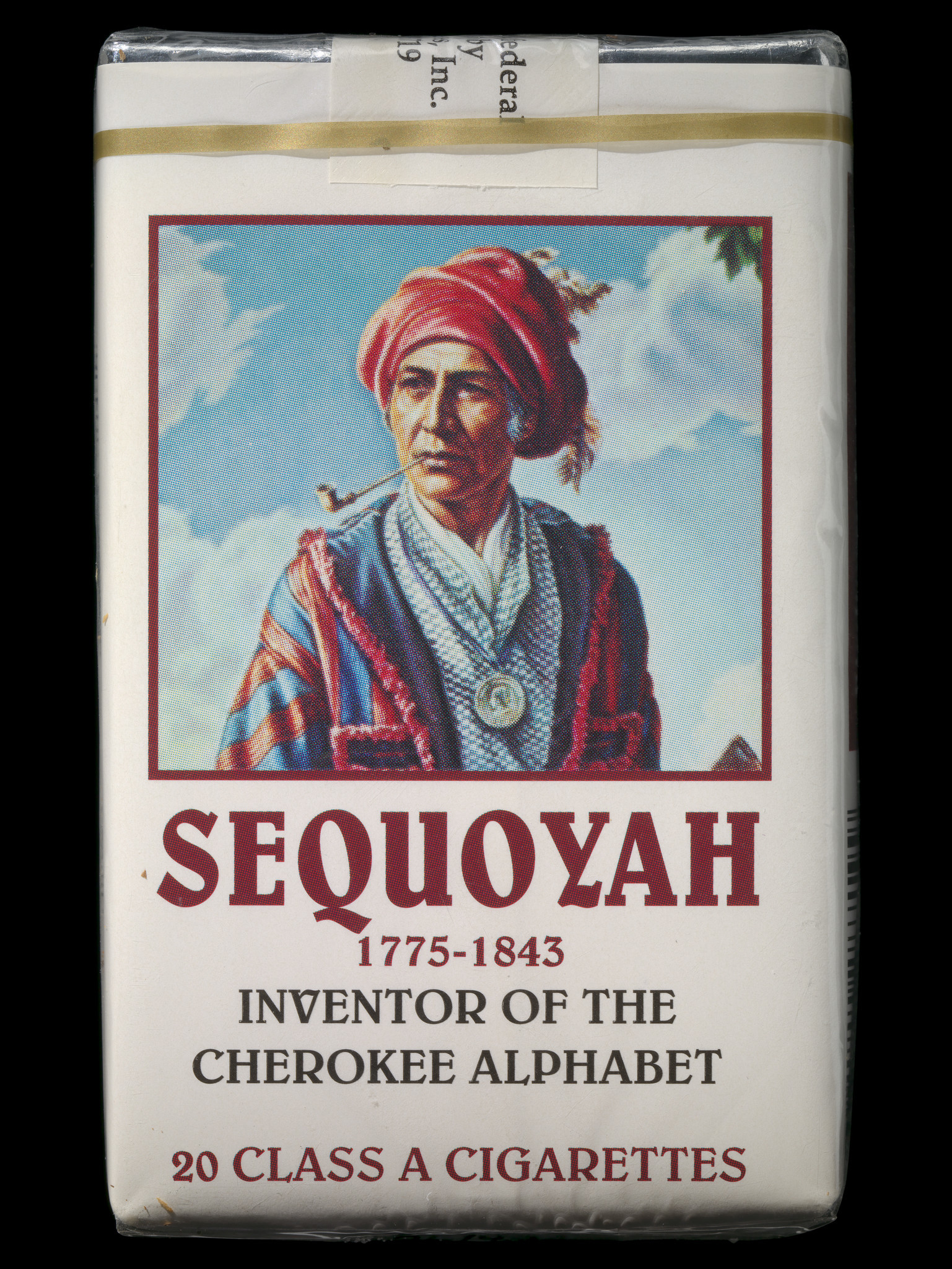 Sequoyah Cigarettes