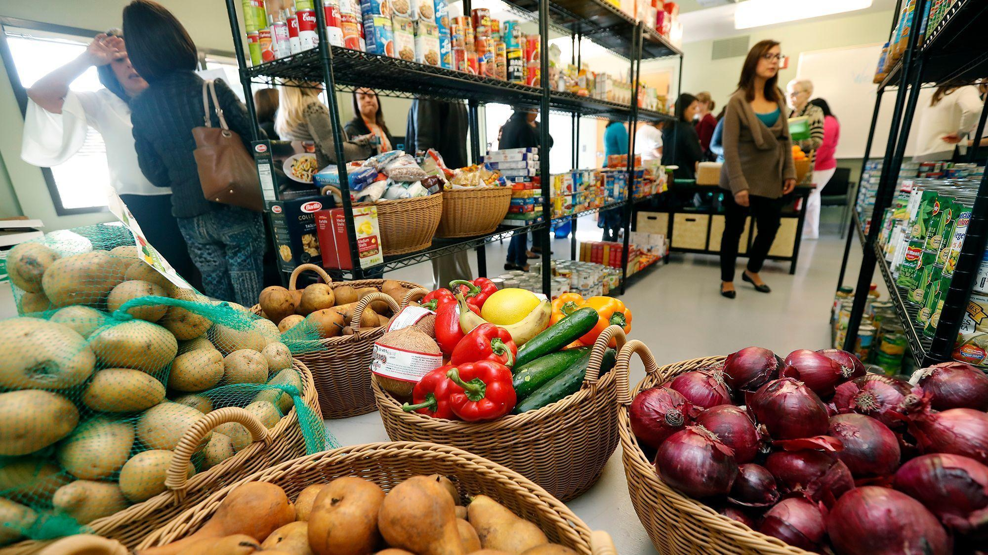 College Students And Food Insecurity U S News