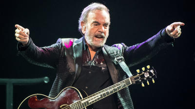 Neil Diamond says he has Parkinson's disease, will retire from touring