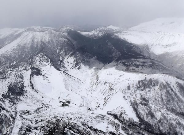 At least 16 injured in volcano eruption near Japan ski resort, officials say