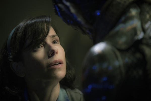 'The Shape of Water' leads Oscar nominees with 13 nods