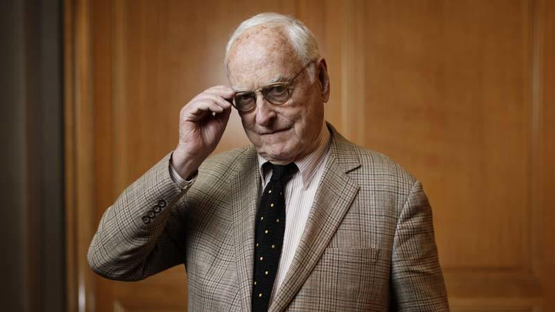 James Ivory (Myung J. Chun / Los Angeles Times)