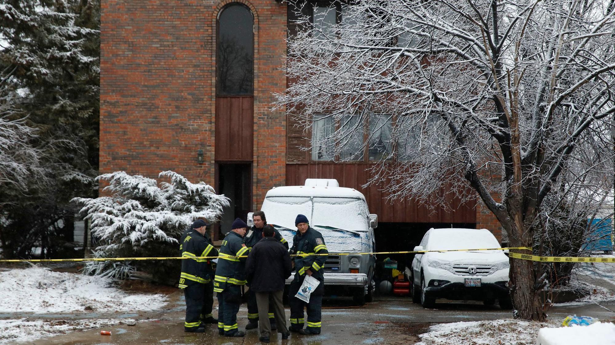Man dead after Evanston apartment fire
